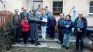 Śladami Małgorzaty - wycieczka Dyskusyjnego Klubu Książki