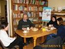 Spotkanie w marcu 2013 r.