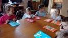 Kartka na Dzień Mamy - warsztaty plastyczne