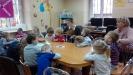 Jesienne spotkania dla najmłodszych w bibliotece