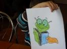 Pierwsza wizyta przedszkolaków w bibliotece - 2015