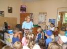 Podsumowanie  lekcji bibliotecznych w Filii  w Górach - 2018