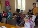 Wizyta przedszkolaków w bibliotece - 2014